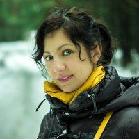 В лесу :: Антон Савушкин