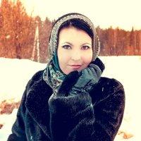 Девушка :: Ирина Корнеева