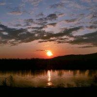 Рассветное утро! :: galina tihonova