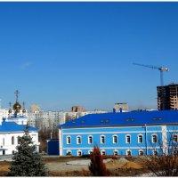 Ростовский Свято-Иверский женский монастырь... :: Тамара (st.tamara)