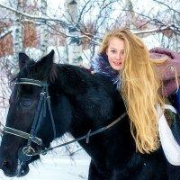 Зимняя фотосессия :: Мария Худякова