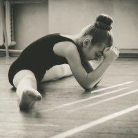 Маленькая балерина :: Антон Ганигин
