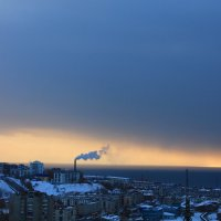 Жизнь города :: Zhanna Kushnareva