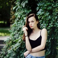 Портрет :: Карина Галкина