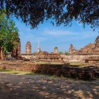 Тайланд. Аюттайя - древняя столица Сиама. XII в. :: Rafael