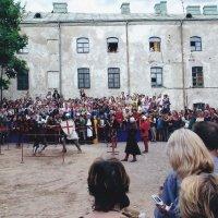 Выборг.Рыцарский Замок.29.07.2006. :: Яр Славянин