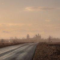 Туманное далёко... :: Евгений Никифоров