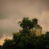 старые городские часы :: Мария Корнилова