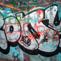 Граффити 04 :: Мария Кальченко-Буланова