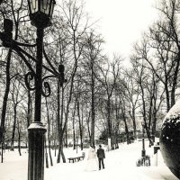 Прогулка :: Александр Ярцев