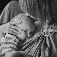 Материнская любовь :: Лена Май