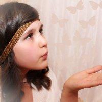 бабочки в моем животе....) :: Александра Евдокимова