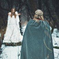 """Из серии """"В Объятьях Мары"""" :: Ангелина Косова"""