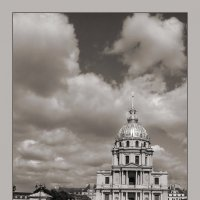 Собор Дома Инвалидов-внутри гробница Наполеона Бонапарта. :: Тамара Бучарская