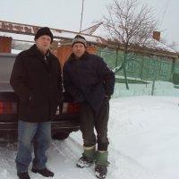 зима :: Татьяна Агеева