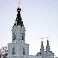 Рязанский Кремль.Церковь святого Духа.1642 г. :: Лесо-Вед (Баранов)