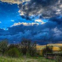 Перед грозой :: Виктор Масальский