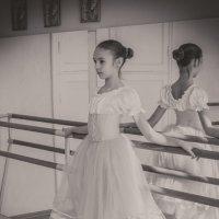 Балерина :: Антон Ганигин
