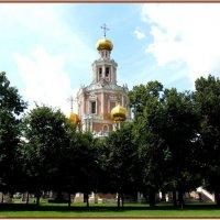 Под небесами и в зелени земной :: Николай Дони