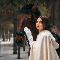Зимняя свадьба, Оля и Дима :: Ольга Колодкина