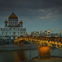 Храм Христа Спасителя :: Андрей Куликов