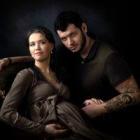 Портрет семейной четы... :: Андрей Войцехов