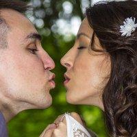 Прикосновение любви... :: Валерий Бочкарев