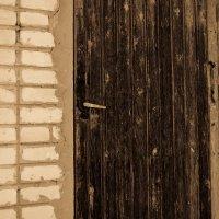 забытая дверь :: Viktoria Tkach