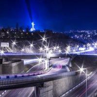 Night Yerevan :: Karen Khachaturov