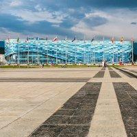 Сочи-Адлер. Олимпийский парк :: Евгений Поляков
