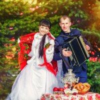 Русско-народная свадьба Новокузнецк :: Юрий Лобачев