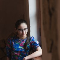 сестра невесты :: Батик Табуев