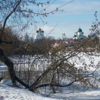 Храмы Пскова :: Татьяна Ким