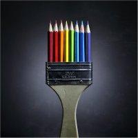 Нарисуй мне радугу! :: Виктория Иванова
