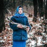 Синий платочек :: Ната Анохина