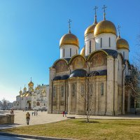 Весна в Кремле 6 :: Galina