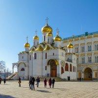 Весна в Кремле 7 :: Galina