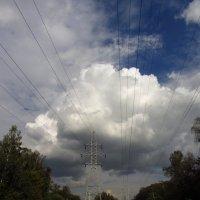 Img_1811 - Облако повесили просушиться :: Андрей Лукьянов