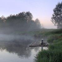 Раннее утро.Туман. :: Павлова Татьяна Павлова