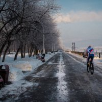 Мороз! - 25 :: Евгения Каравашкина