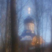 Храм  Петра  и  Павла.... :: Валерия  Полещикова