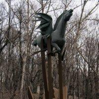 Очень серая лошадка! :: Яков Реймер
