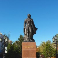 Пушкин :: Alexander Borisovsky
