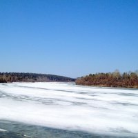 Весна в Сибири :: alemigun