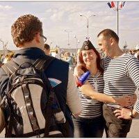 Праздничное интервью :: Кай-8 (Ярослав) Забелин