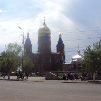 собор в Сердобске :: Татьяна Агеева