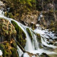 Водопады Курджипского ущелья. :: Геннадий Клевцов