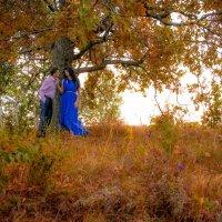 Осенняя прогулка :: Юлия Галиева