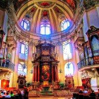 Зальцбургский собор :: Александр Корчемный