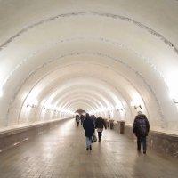Тоннель :: Alexander Borisovsky